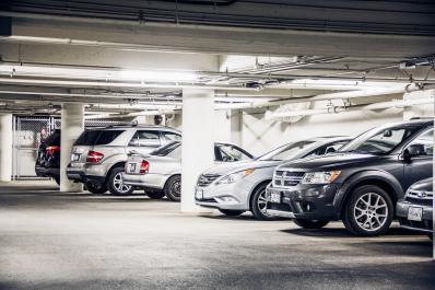 Heated Secure Underground Parking