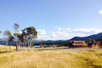 Campbell Lake and Ranch