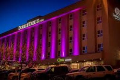 Doubletree by Hilton Kamloops Exterior