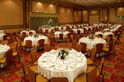Meeting Room - Banquet
