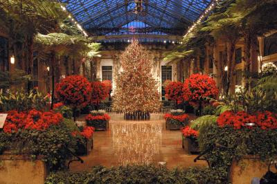 Longwood Gardens-Conservatory