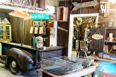 Rusted Roots Shop