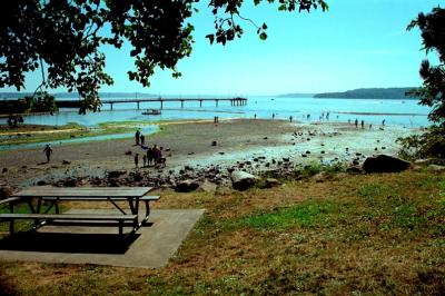 Spend a Day in Des Moines, Washington, Des Moines Beach Park