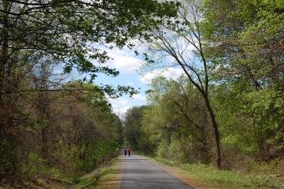 Mohawk Hudson Land Rail Trail