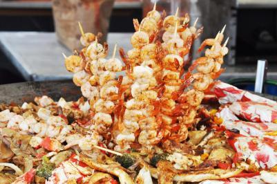 Seafood Festival Burp