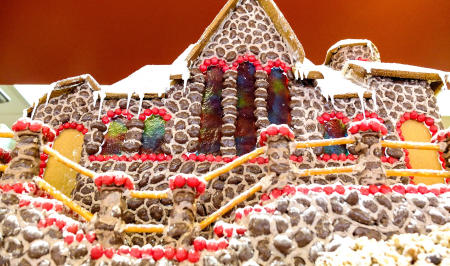 Saint Malto Ginger Bread House