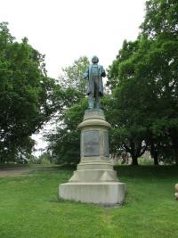 Frederick Douglass Statue