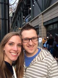 Date Night at Safeco Field