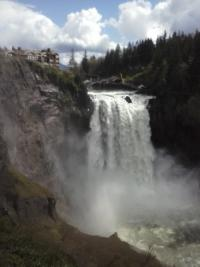 An Unforgettable Stay in the Puget Sound, Snoqualmie Falls