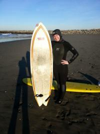 Day Trip: Winter Surfing in Westport, Washington