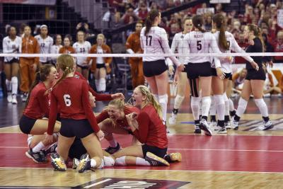 NCAA Women's Volleyball