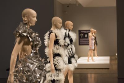 Mannequin Fashion Show at Grand Rapids Art Museum