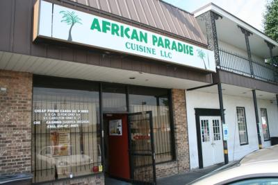 Somali Restaurant - African Paradise