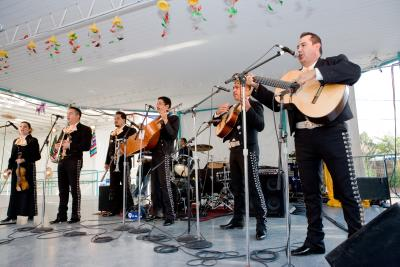 New Mexico State Fair Mariachi Performers 4