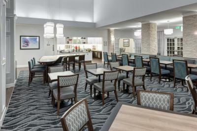 Homewood Suites Dining Area