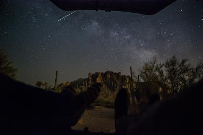 Superstition Mtn. Tent/Stars