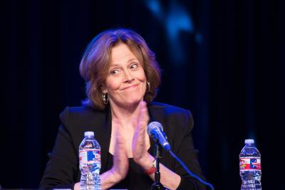 Sigourney Weaver Aliens Panel 2016