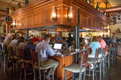 Iron Works Tavern during Providence Restaurant Weeks