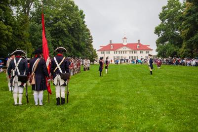 Mount Vernon, An American Celebration
