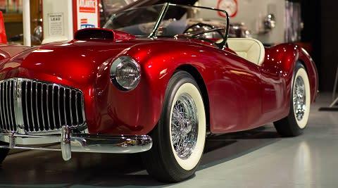 AACA car