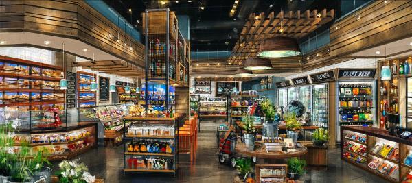 Fivetown Grocery