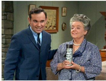 """Ronnie Schell on """"The Andy Griffith Show"""" (Photo courtesy of the Ronnie Schell Facebook page)"""