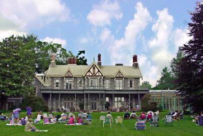 Rockwood Mansion and Park, Wilmington, Delaware