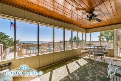 Beach House Giveaway 2017 Sunroom