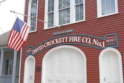 David Crocket Firehoue, Gretna