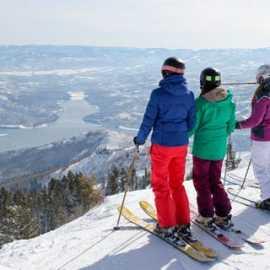 Scenic Deer Valley Resort