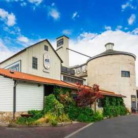 Dine in a historic flour mill at Archibald's Restaurant at Gardner Village