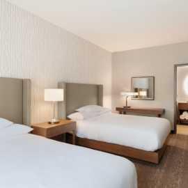 Two Queen 2 Room Suite