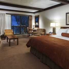 Wasatch Deluxe Room with King Bed
