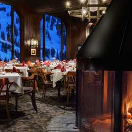 Alta's Rustler Lodge- Dining Room 2