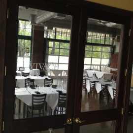 Vivace Long Tables Doors Close