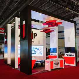 ARUP Booth