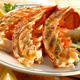 Canadian Lobster Tails