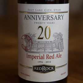 Anniversary Imperial Red Ale