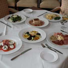 Great Food at Toscana