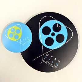 I Heart UtFC Stickers
