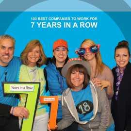 TapSnap loves celebrating corporate milestones