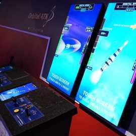 Rocket Builder, interactive exhibit