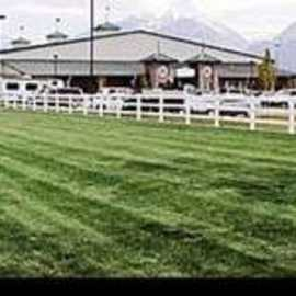Equestrian Park Race Track