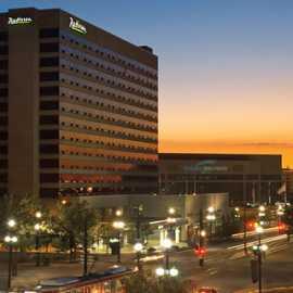 Radisson Hotel Salt Lake City Downtown