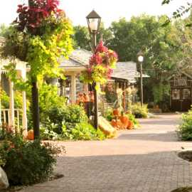 Gardner Village dazzles and delights in every season.