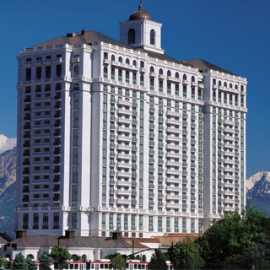 Grand America Hotel Exterior
