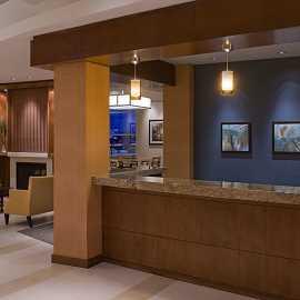 Hyatt House Salt Lake City / Sandy lobby