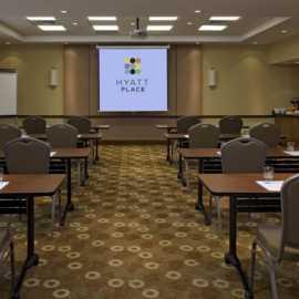 Hyatt Main Meeting Room