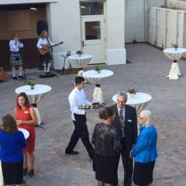 Plaza Cocktail Reception