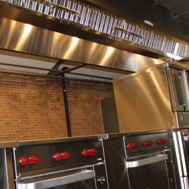 Stainless Commercial Appliances